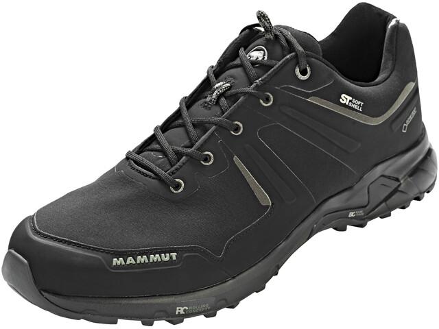 Mammut Ultimate Pro Low GTX Shoes Men black-black